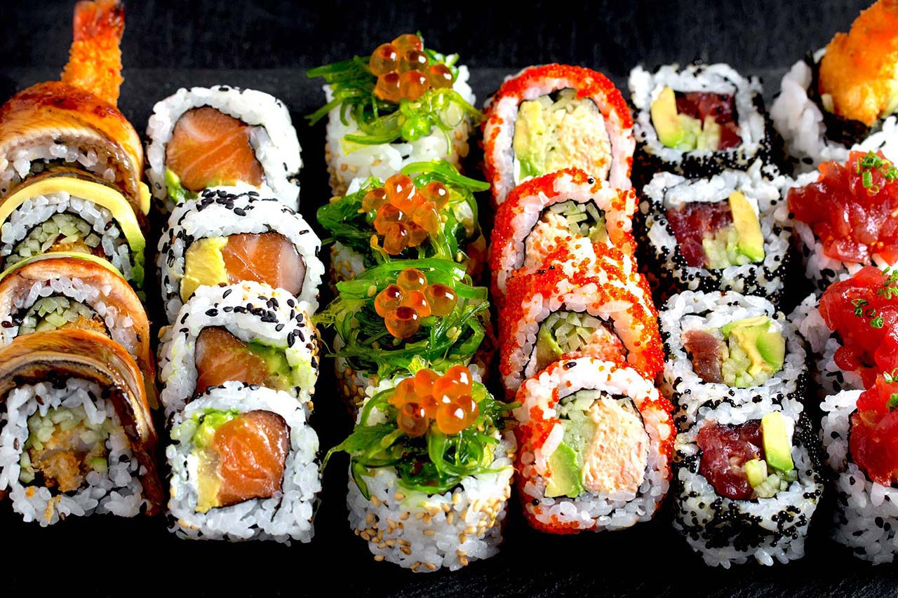 Sushi Roll Restaurant Menu