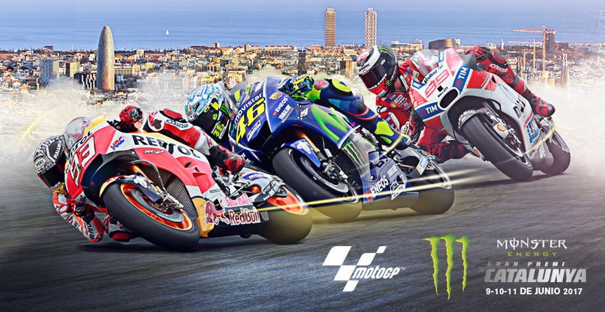 Sports Motogp Catalunya 2017
