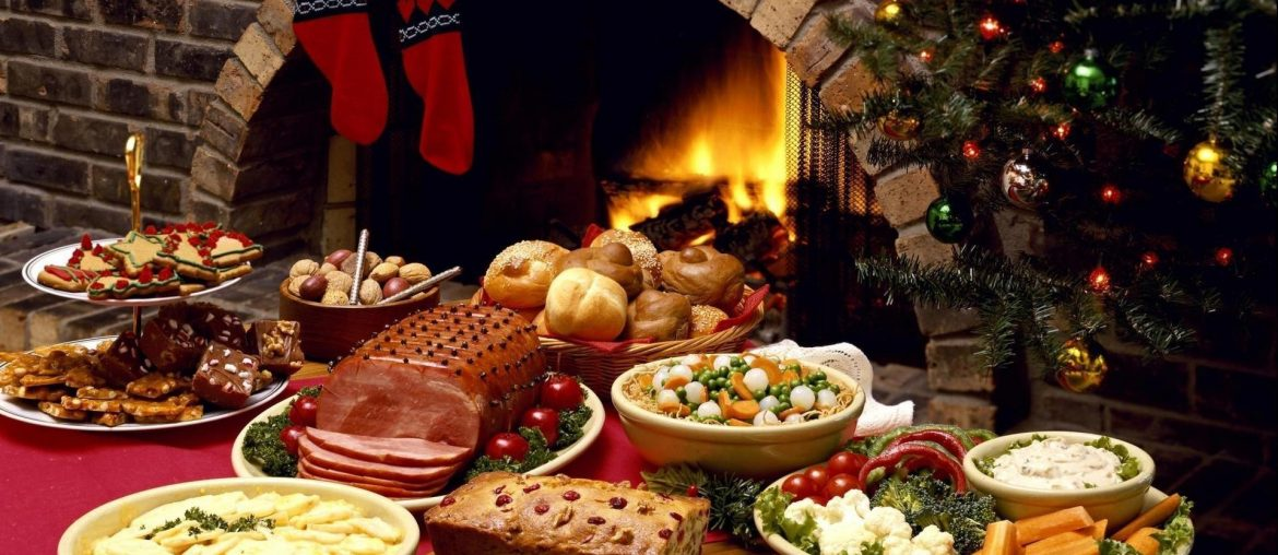 Food For Christmas Eve.Typical Catalan Christmas Foods