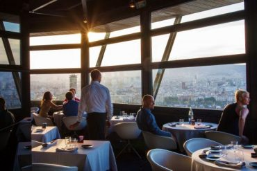 Restaurante Torre d'Alta Mar