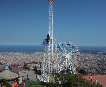 The Best Amusement Parks in Barcelona to Take your Kids to