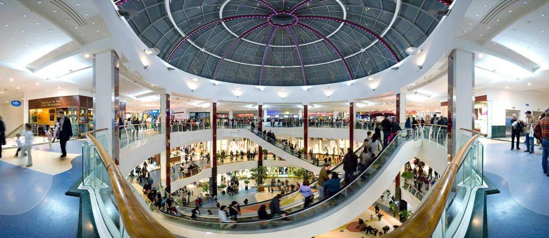 commercial center Diagonal Mar