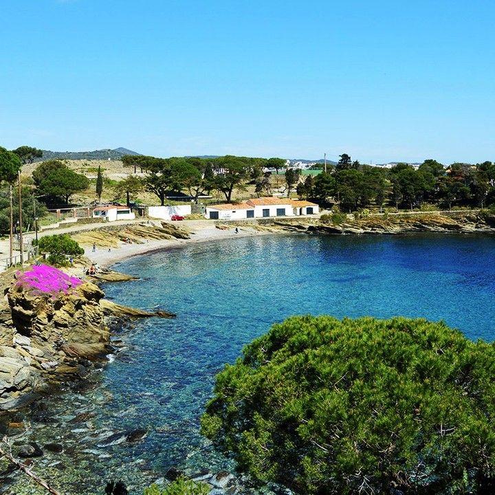 Playa de Sa Conca inCadaqués