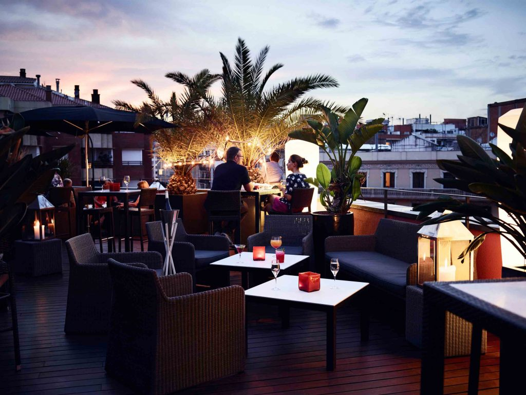 Barcelona Best Rooftop Bars Part I