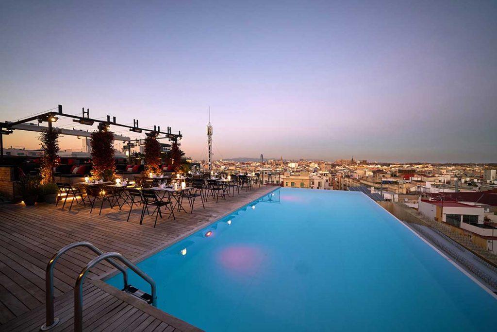 Barcelona Best Rooftop Bars Part I