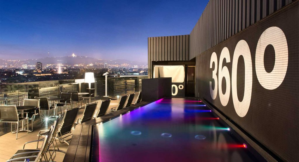 Barcelona Best Rooftop Bars Part Ii